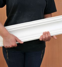 Large Plaster Coving